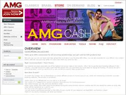 AMG Cash screenshot