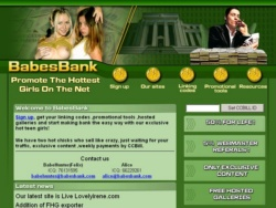Babes Bank screenshot