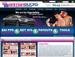 British Bucks screenshot
