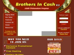 Brothers In Cash screenshot