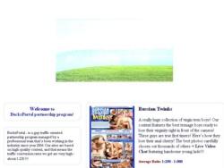Bucks Portal screenshot