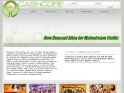 Cash Core screenshot