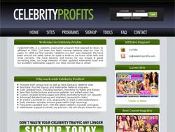 Celebrity Profits screenshot