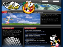 Moo Cash screenshot