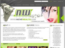 Niche Wealth screenshot