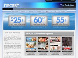 NS Cash screenshot