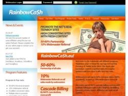 Rainbow Cash screenshot