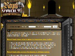 Royal Vault screenshot