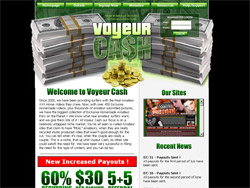 Voyeur Cash screenshot