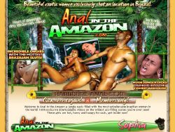 Anal In The Amazon screenshot