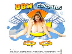 BBW Dreams screenshot