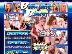 Blowjobs Babes screenshot