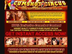 Cum Shot Circus screenshot
