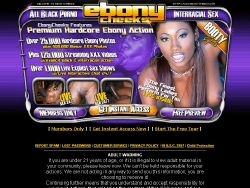 Ebony Cheeks screenshot
