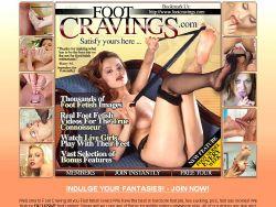 Foot Cravings screenshot