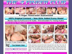 Four Fingers Club screenshot