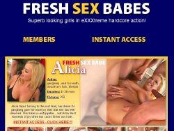 Fresh Sex Babes screenshot