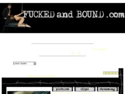 Fucked and Bound screenshot