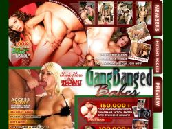 Gang Banged Babes screenshot
