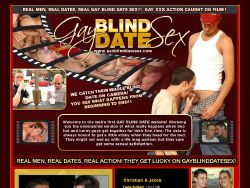 Gay Blind Date Sex screenshot