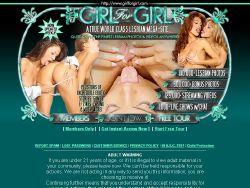 Girl For Girl screenshot