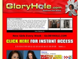 Glory Hole screenshot