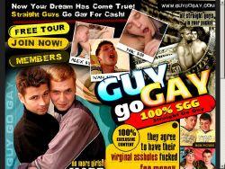 Guy Go Gay screenshot