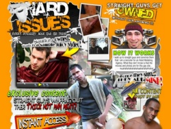 Hard Issues screenshot