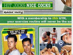 Hot Jocks Nice Cocks screenshot
