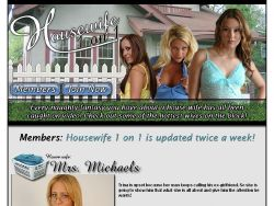 Housewife 1 On 1 screenshot