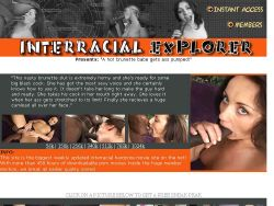 Interracial Explorer screenshot