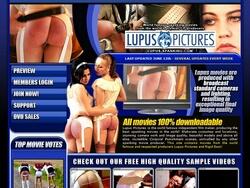 Lupus Spanking screenshot