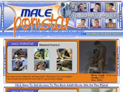 Male PornStar screenshot