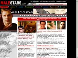 Male Stars screenshot