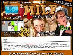 Milf Lessons screenshot