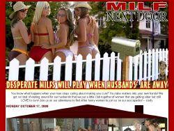Milf Next Door screenshot