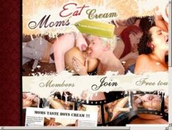 Moms Eat Cream screenshot