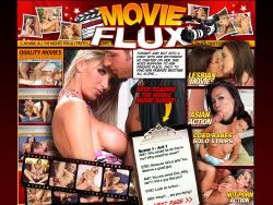 Movie Flux screenshot