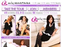 Only Secretaries screenshot