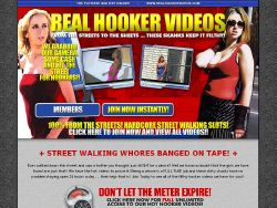 Real Hooker Videos screenshot