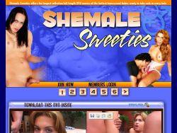 Shemale Sweeties screenshot
