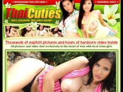 Thai Cuties screenshot