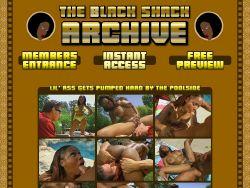 The Black Shack Archive screenshot