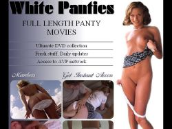 White Panties screenshot